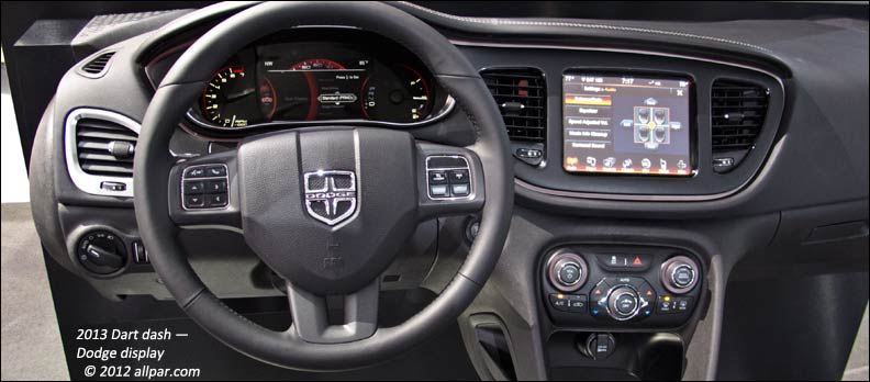2013 dodge dart dash