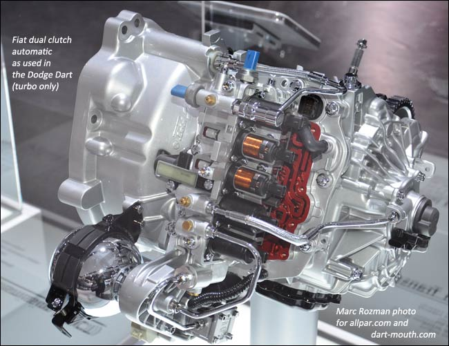 dodge dart engine motor and transmission technical information it is also very compact so it can be used in the subcompact cars fiat specializes in as well as compacts like the dodge dart