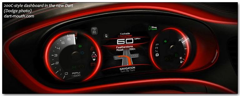 sc 1 st  Dodge Dart & Inside the 2013 Dodge Dart cars