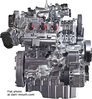 Powering The 2013 14 Dodge Dart Chrysler And Fiat Engines