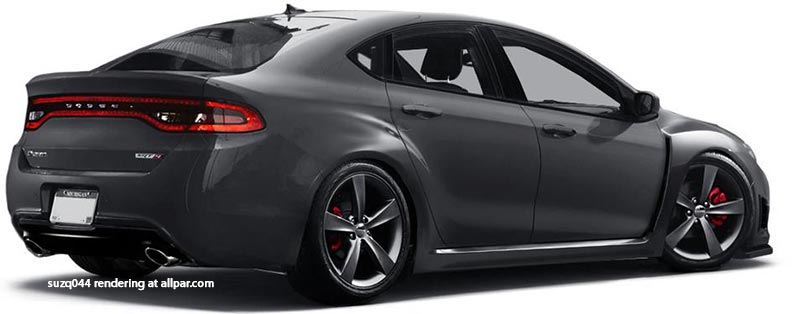 2014 Dodge Dart Srt4 Kia Forte Forum Sedan Koup