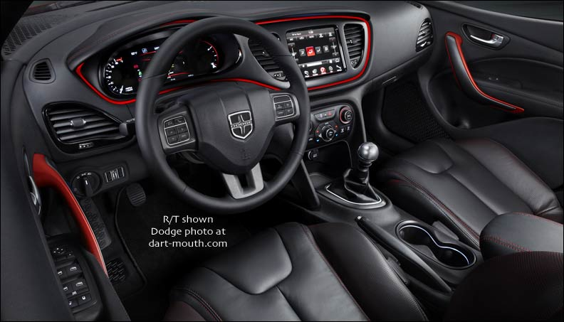 2013 Dodge Dart Gizmos And Gadgets And Infotainment
