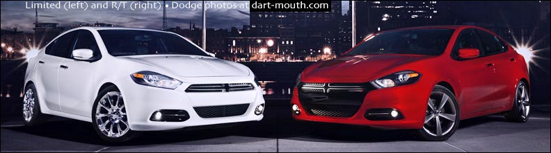 new dart cars for 2013